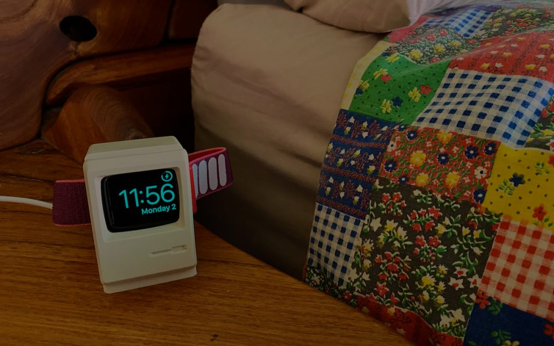 Nightstand Mode Makes Your Apple Watch a Helpful Bedroom Companion